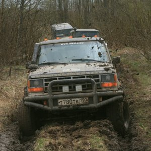 Ford Off-Road mudding