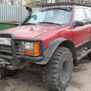 Ford Explorer 1 Off Road
