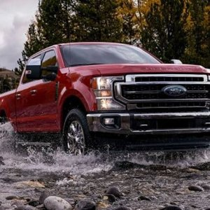Ford super duty 2020